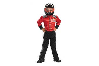 (toddler(3t-4t), toddler(3t-4t)) - Costumes For All Occasions DG24872M Turbo Racer 3T-4T