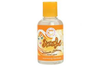 Sliquid Naturals Sizzle Lubricant - 120ml