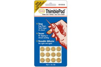 (Single Pack) - Colonial ThimblePads