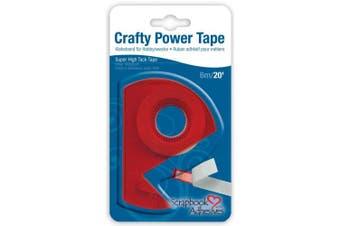 Scrapbook Adhesives Crafty Power Tape Dispenser