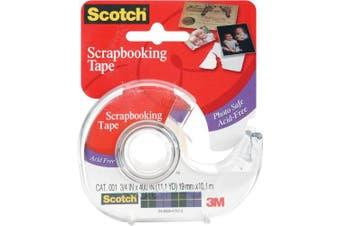 3M 001-3M 0.75 x 400 Scotch Scrapbooking Tape