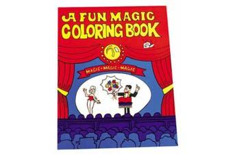 (None, As Shown) - Costumes For All Occasions LA43 Colouring Book Fun Magic