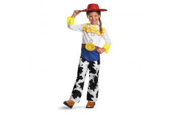 (Small, Black &Amp) - Costumes For All Occasions DG5480L Toy Story Jessie Size 4 To 6