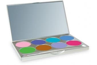 (One Size, As Shown) - Costumes For All Occasions DD508 Paradise Palette Pastel