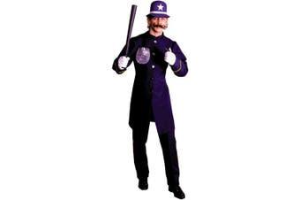 (m(38-40)) - Costumes For All Occasions Ac191Md Keystone Kop Medium