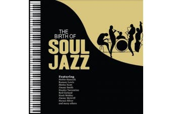 The Birth of Soul Jazz [Slipcase]