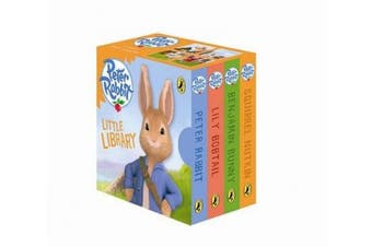 Peter Rabbit Animation: Little Library (BP Animation) [Board book]