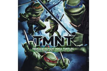 Teenage Mutant Ninja Turtles: Music From The Motion Picture