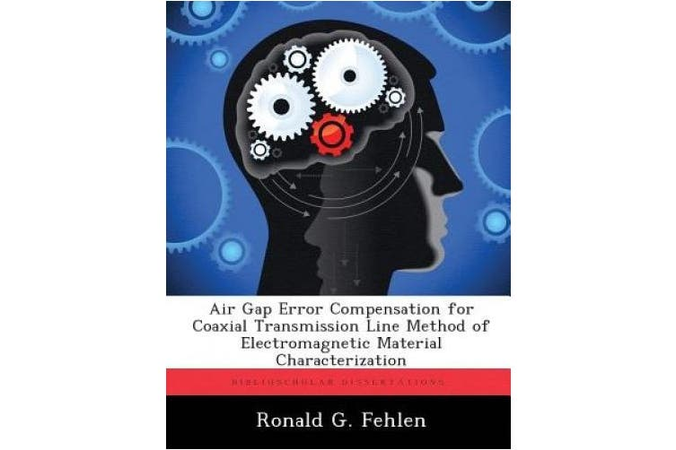 Air Gap Error Compensation for Coaxial Transmission Line Method of Electromagnetic Material Characterization