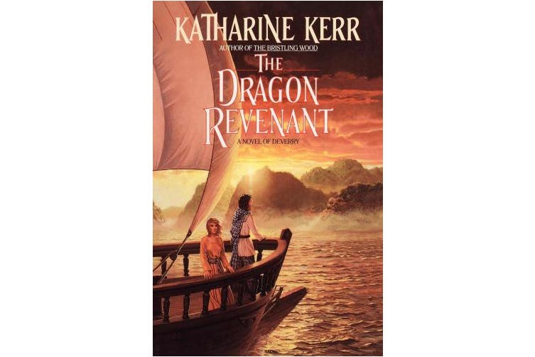 The Dragon Revenant (A foundation book)