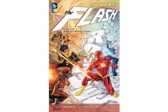 The The Flash: Volume 2: The Flash Volume 2: Rogues Revolution HC (The New 52) Rogues Revolution