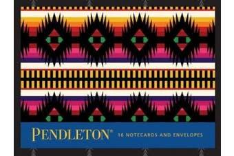 Pendleton Notecards: 16 Notecards and Envelopes