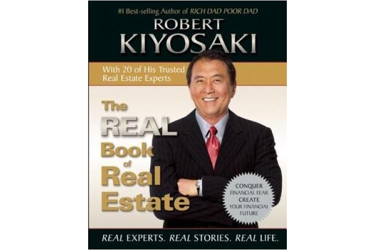 The Real Book of Real Estate: Real Experts. Real Stories. Real Life.