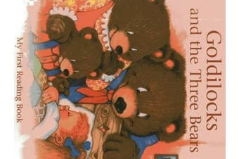 Goldilocks and the Three Bears (floor Book): My First Reading Book