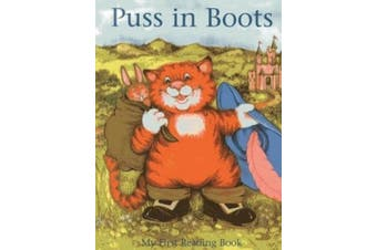 Puss in Boots (floor Book): My First Reading Book