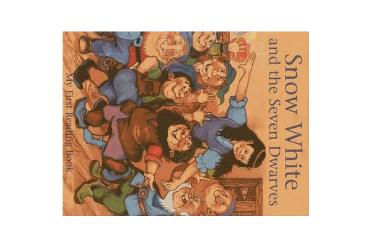 Snow White and the Seven Dwarves (Floor Book): My First Reading Book
