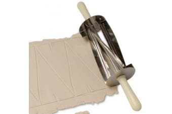 Ateco Stainless Steel Croissant Roller Cutter