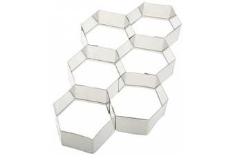 Ateco Stainless Steel Hexagon Cutter