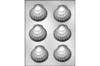 CK Products 7cm Seashell Chocolate Mould