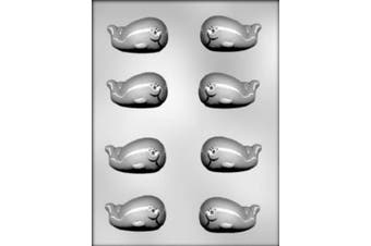 CK Products 6.4cm Whale Chocolate Mould