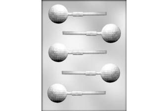CK Products Golf Ball Sucker Chocolate Mould