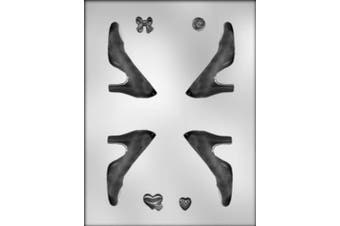 CK Products 5.4cm 3-D High Heel Shoe Chocolate Mould