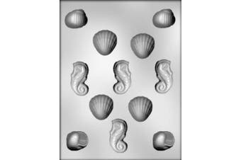 CK Products 3-D Assorted Seashells Chocolate Mould