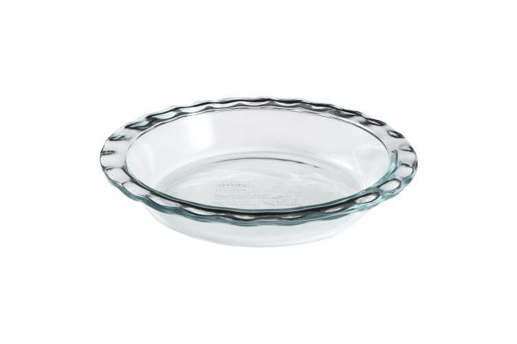 Pyrex Easy Grab 24cm Glass Pie Plate