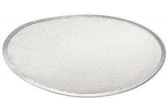 (1) - Adcraft PZ-18716 40.6cm OD, Aluminium Pizza Screen