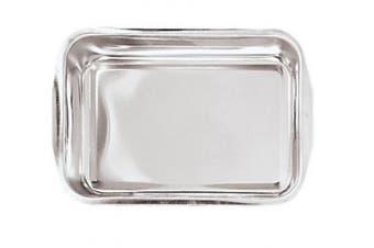 (1, Silver) - Stainless Steel Roasting Pan