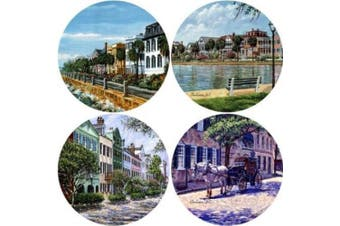 Charleston Absorbent Coasters
