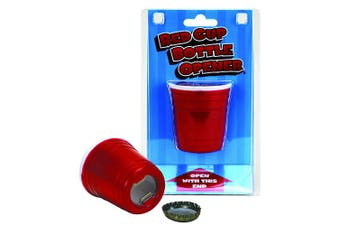 (Bottle Opener) - Red Solo Cup Bottle Opener Beer Gag Gift Drinking By Big Mouth Toys