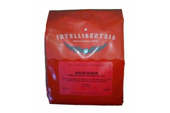 Intelligentsia House Blend, Direct Trade, Whole Bean Coffee, 350ml