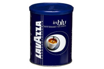 Lavazza InBlu Ground Espresso, 260ml Can