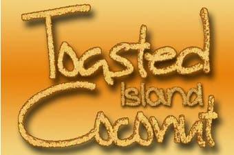 Toasted Island Coconut, Flavoured Decaffeinated Ground Coffee, 350ml Bag