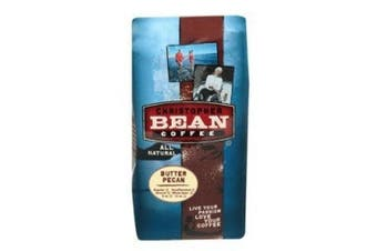 Butter Pecan Flavoured Ground Coffee 350ml Bag