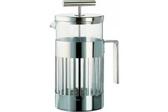 (3 cups) - Alessi Press filter Coffee Maker, 3 Cups,