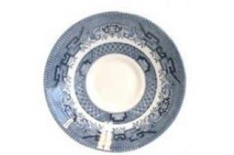 (Tea Saucer 14cm ) - Churchill Blue Willow Fine China Earthenware Tea Saucer 14cm , Made In England