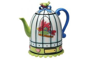 Appletree Design Flights of Fancy Teapot, 16.5cm