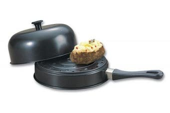 Better Houseware Stove Top Potato Baker, Non-Stick finish