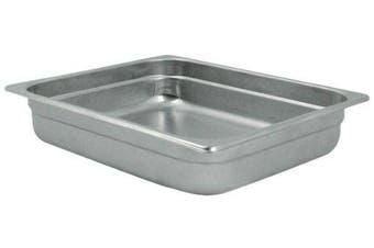 Challenger 2122 6.4cm Pan, Half Size, Silver