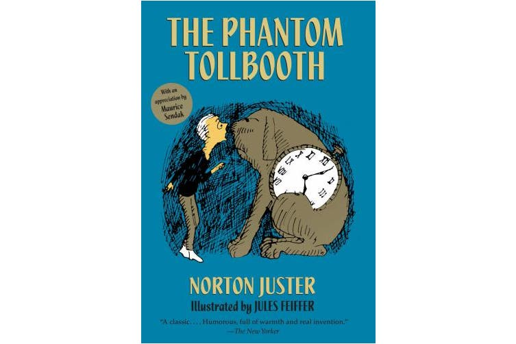 PHANTOM TOLLBOOTH  ANNIV