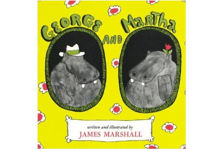George and Martha (Sandpiper books)