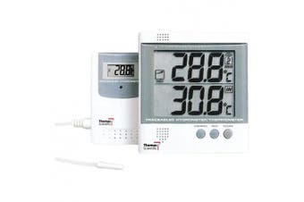 Thomas Traceable ABS plastic Radio-Signal Thermometer, with Remote Probe, -58 to 158 degree F