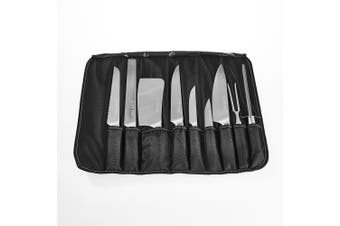 Ross Henery Professional Knives, 9 Piece Japanese Style Premium Stainless Steel Chefs Knife Set