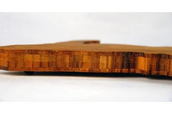 (New Jersey) - AHeirloom's New Jersey State Cutting Board