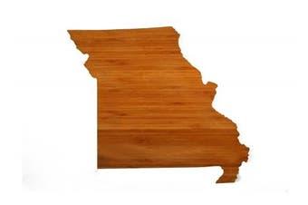 (Missouri) - AHeirloom's Missouri State Cutting Board