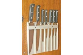 (Beige) - Camco 43583 Knife Safe (23cm X 28cm , Beige)