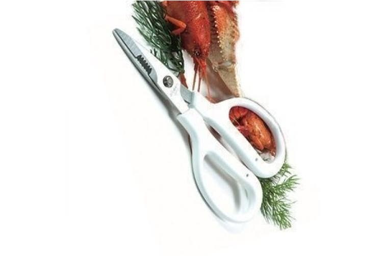 (6in/15cm) - Norpro 1527 Shanghai Crab Scissors