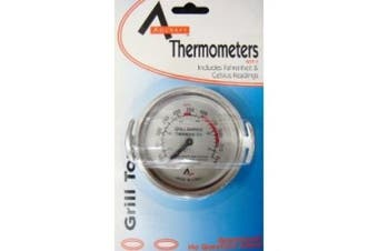 Adcraft Grill Surface Thermometer 100 To 600F (GTT-1)